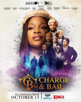 Charge & Bail